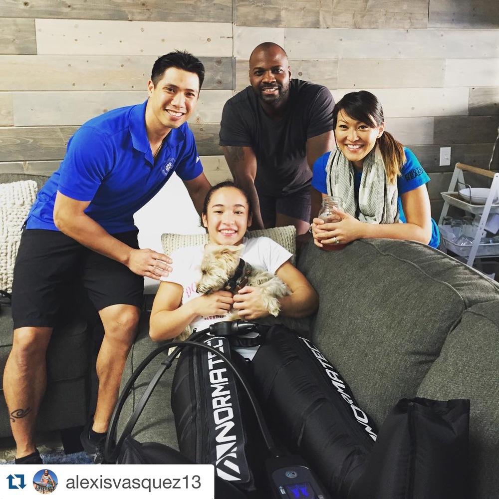 Alexis Vasquez (Gymnastics Champ)