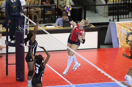 Heather Bown (USA Volleyball)