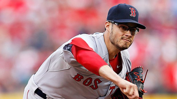 Joe Kelly (Boston Red Sox)