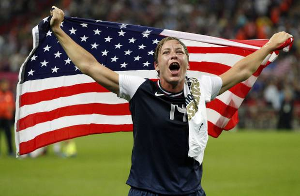Abby Wambach (USA Soccer)