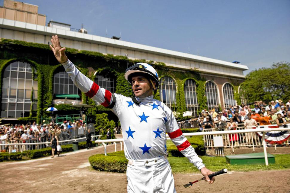 Kent Desormeaux (Hall of fame jockey)