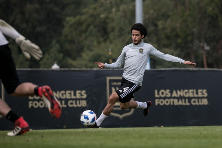 Omar Gaber (los Angeles Football club)