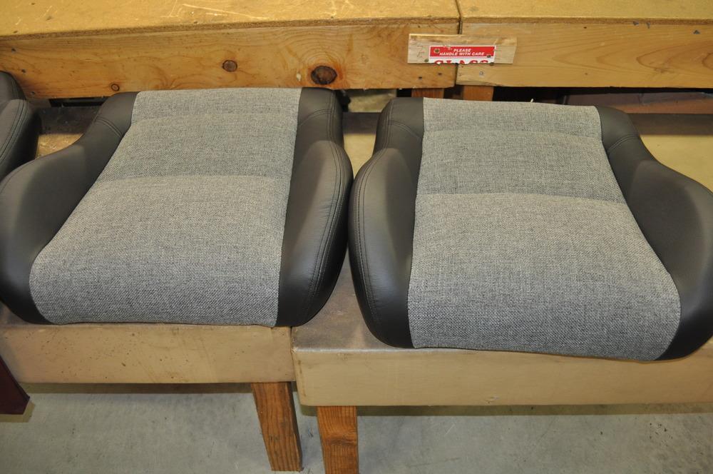 custom aftermarket seat