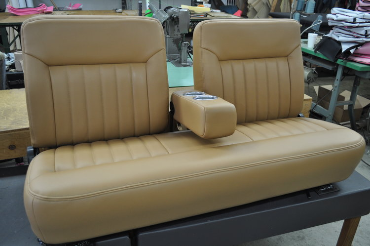 1956 Chevy Truck Bench Seat By Cerullo Cerullo Seats