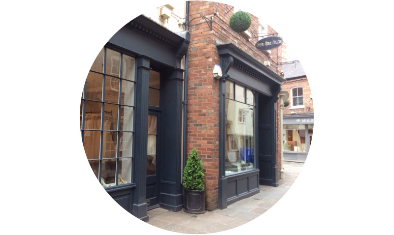 York - Nestled on a quaint little street in the historic city of York sits our second beautiful bridal boutique. The shop is close to many cafes and bars, perfect for celebrating finding the one!