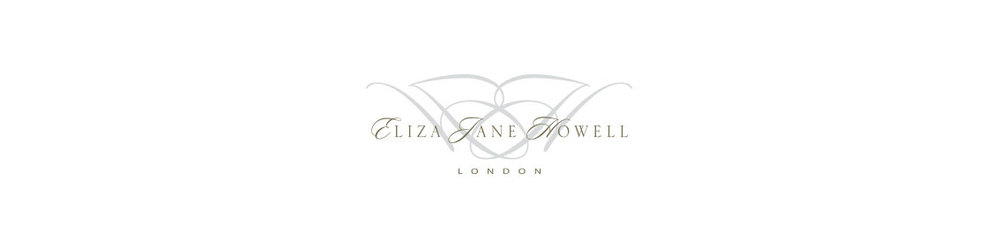 Eliza Jane Howell  is a vintage inspired wedding dress collection which oozes the glamour and decadence of the bygone age of fashion. Each dress is individually hand beaded with exquisite beading techniques and patterns. With a blend of traditional and modern styles  Eliza Jane Howell  dresses are a truly unique heirloom piece to be passed down to the next generation.