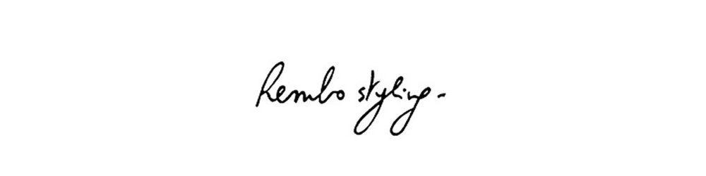 Rembo Styling  is committed to creating an artistic and sensual collection of gowns for the truly modern bride. These boho chic wedding dresses are pure and unique, with a focus on creativity for the fashion conscious bride. Each dress is designed with passion in Belgium and made with love in Portugal. Our collection of  Rembo Styling  dresses start from £1100.