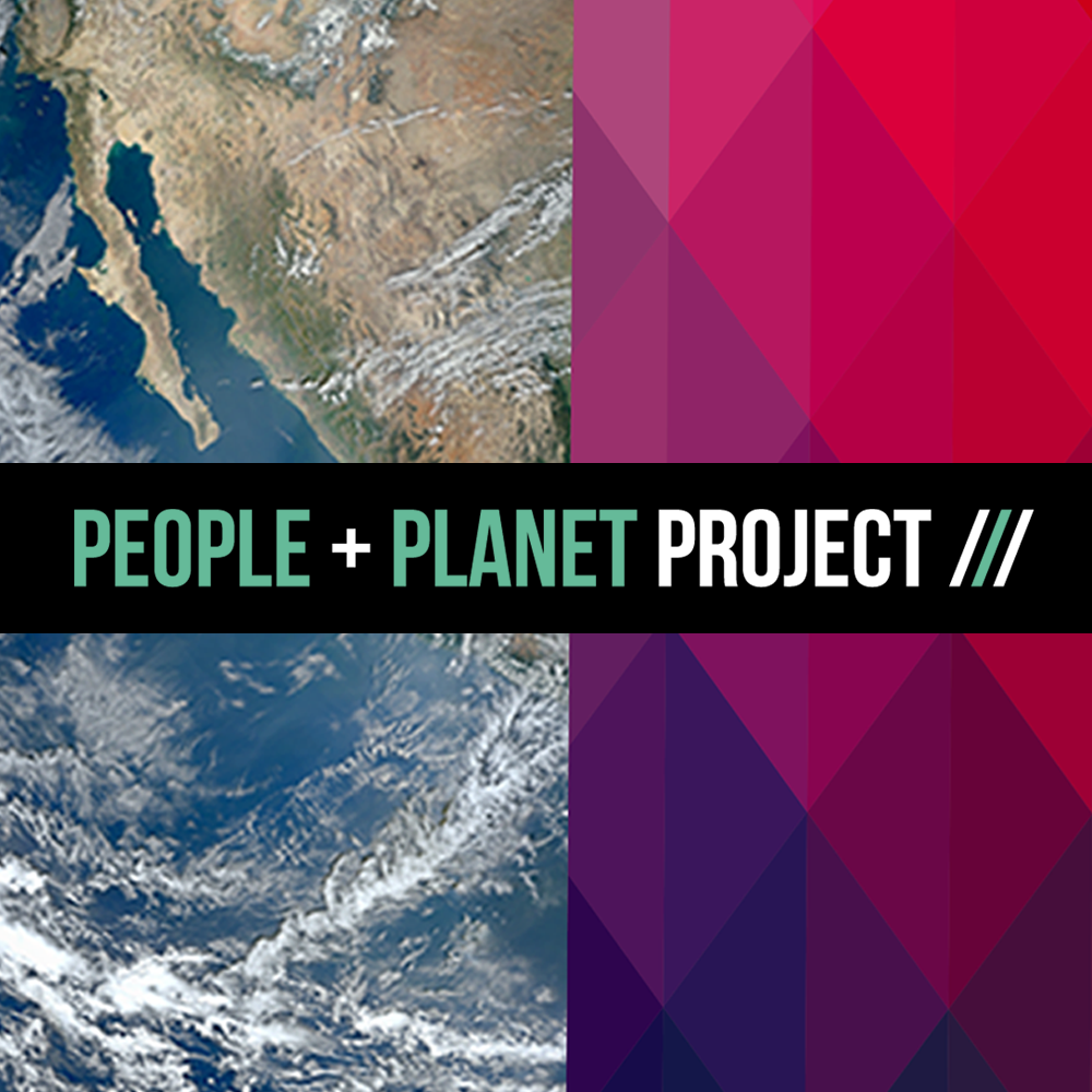 PEOPLE+PLANET PROJECT