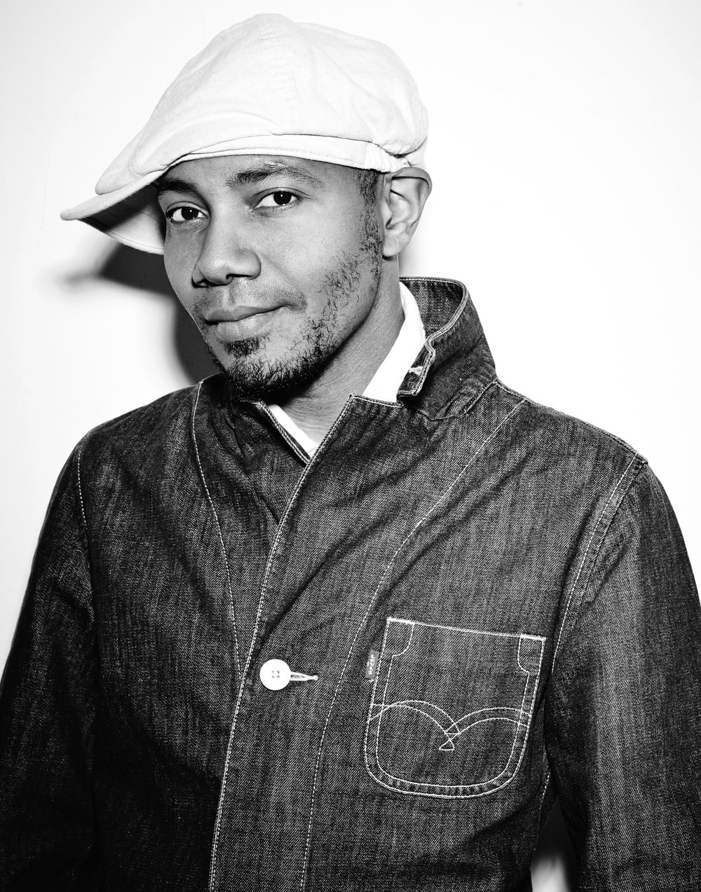 Copy of PAUL MILLER aka DJ SPOOKY