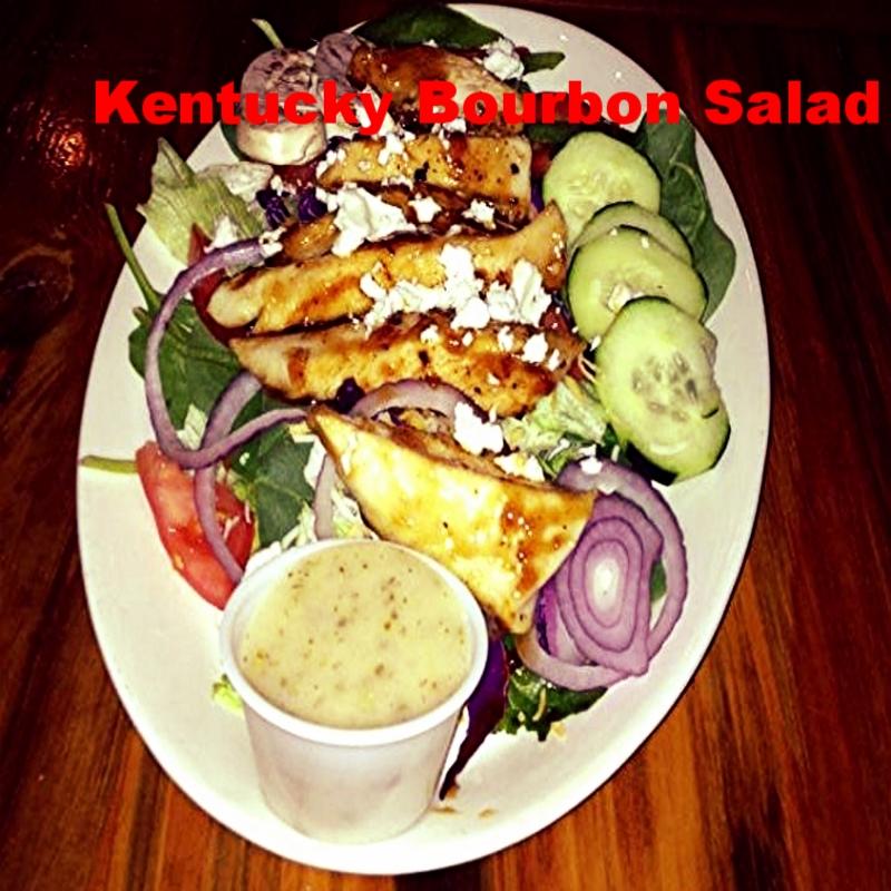 Kentucky Bourbon Chicken Salad