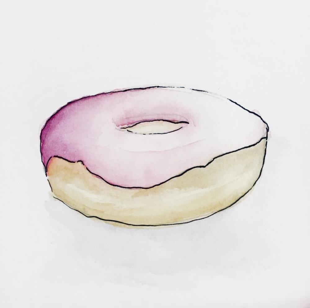 kayleigh mccallum food illustration donut.jpeg