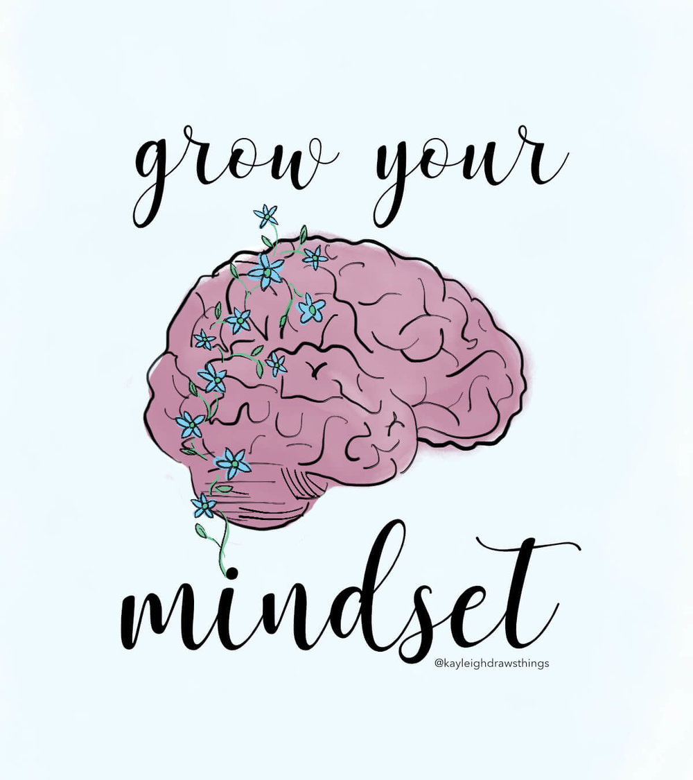 kayleigh mccallum illustration mindset growth brain insporational quote.JPG