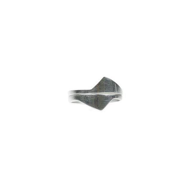 Unbiased slight ring set. . . . #rings #stack #silver #jewelry #unbiased