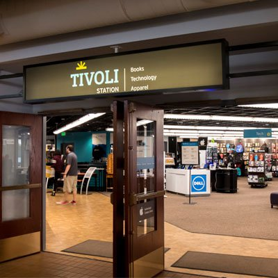 Tivoli Station serves the Community College of Denver, Metropolitan State University of Denver, and the University of Colorado Denver
