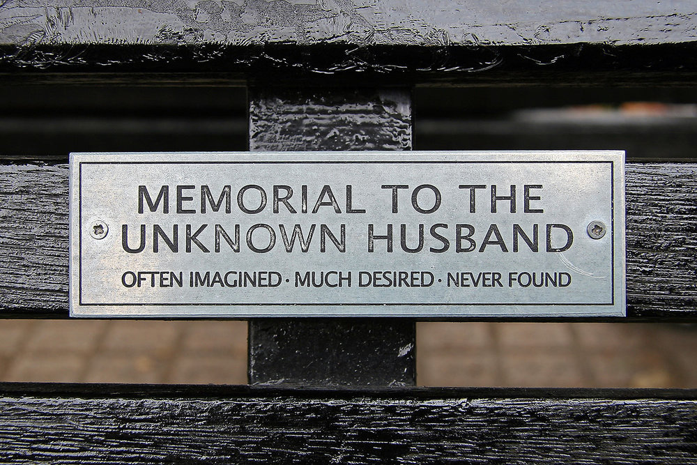 Unknown Husband