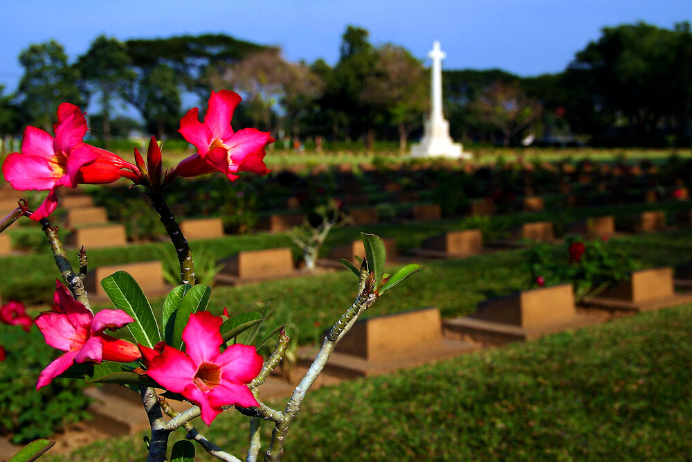 Allied Cemetery