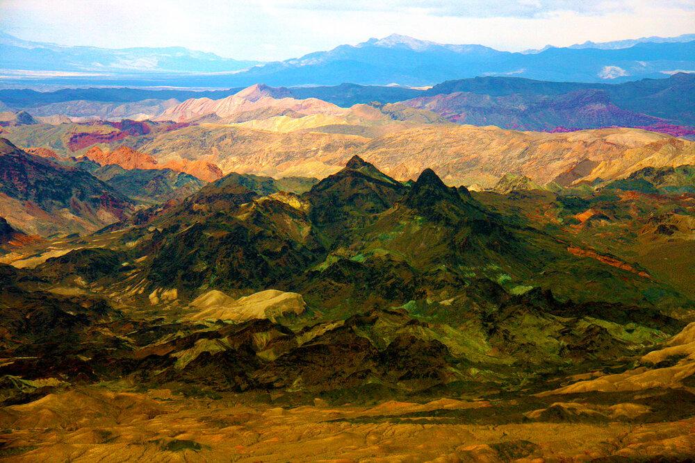 Desert Canvas