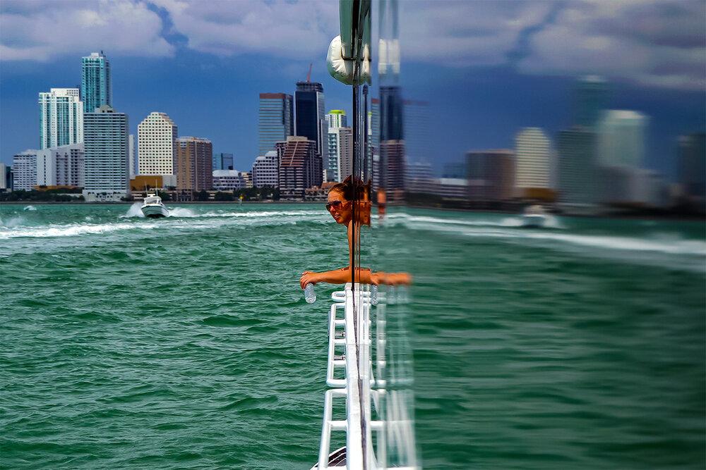 Miami Reflections