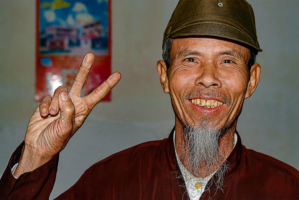 Ho Chi Minh...?