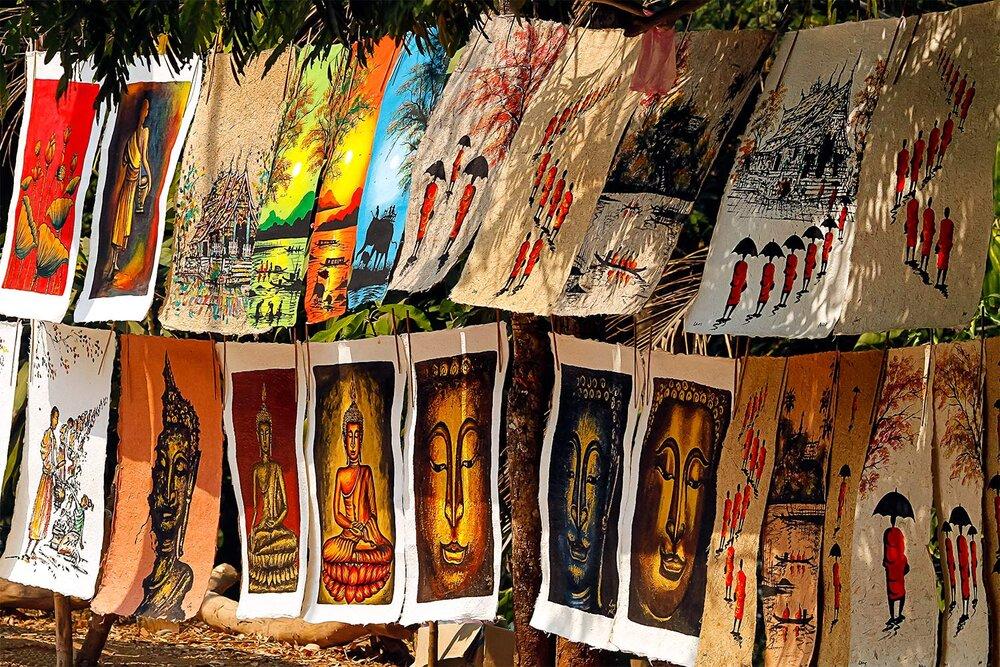 Laotian Art