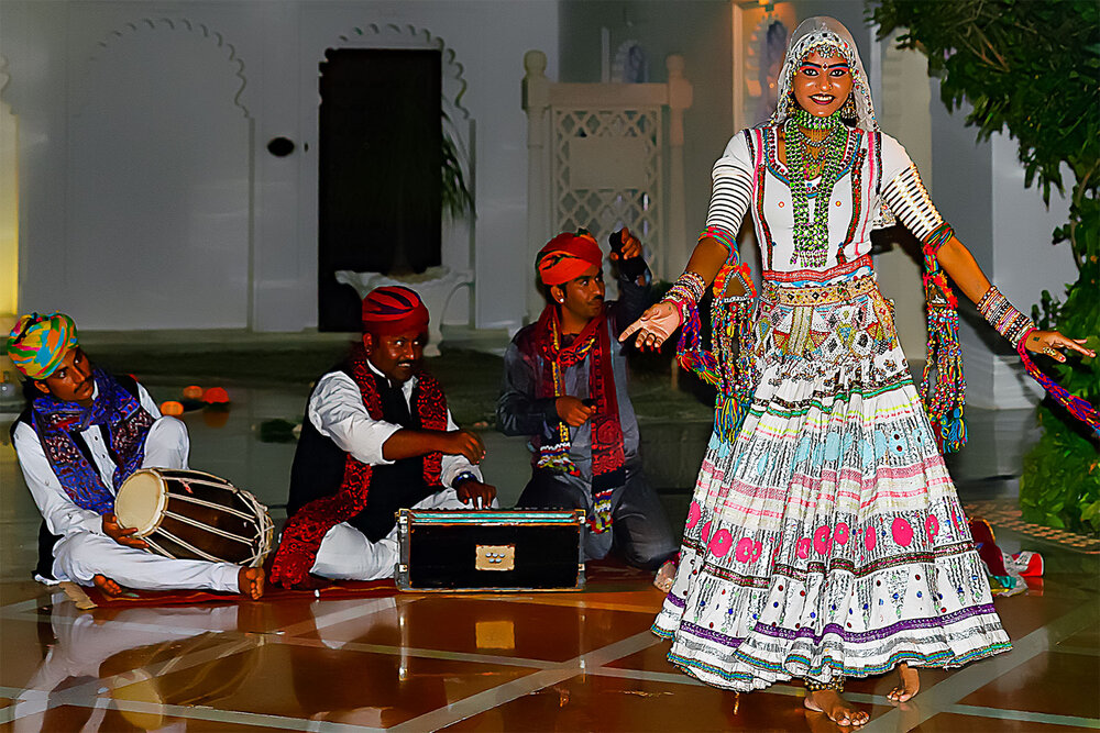 Rajasthani Dancer
