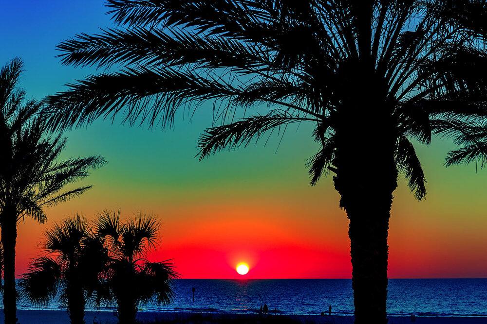 Gulf Sunset 1