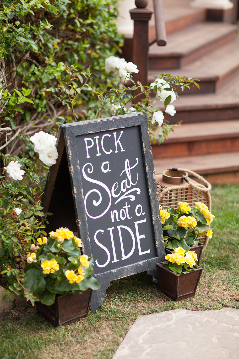 A-Frame Chalk Board [Double Sided]