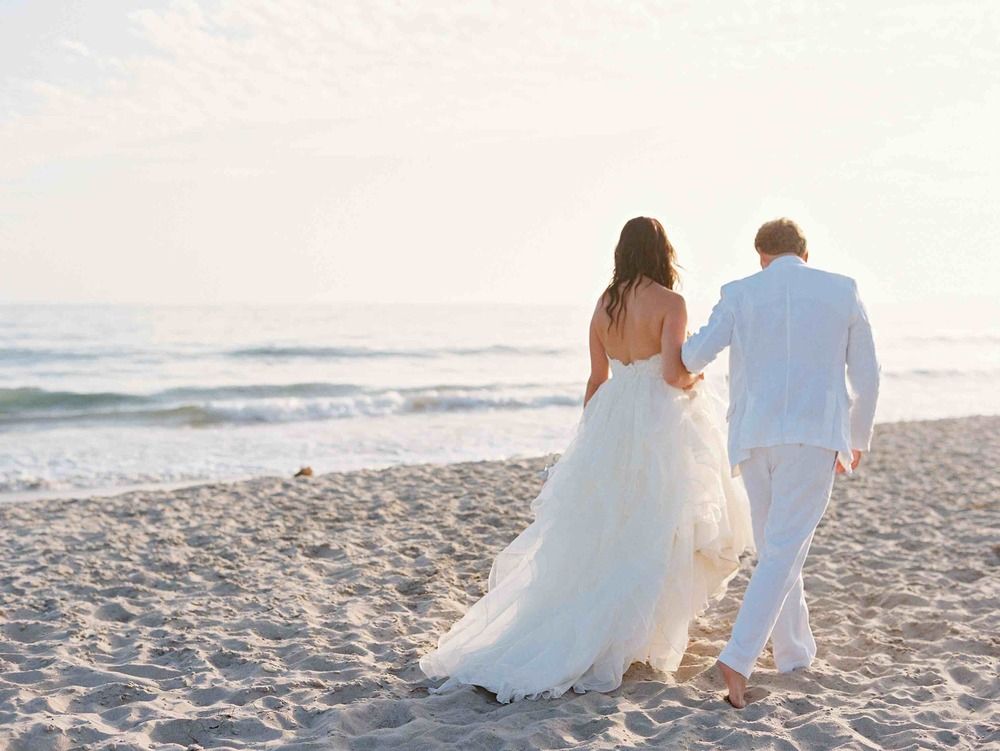 BRIANNA AND JASON'S WEDDING AT THE RINCON BEACH CLUB - MICHAEL AND ANNA COSTA PHOTOGRAPHY