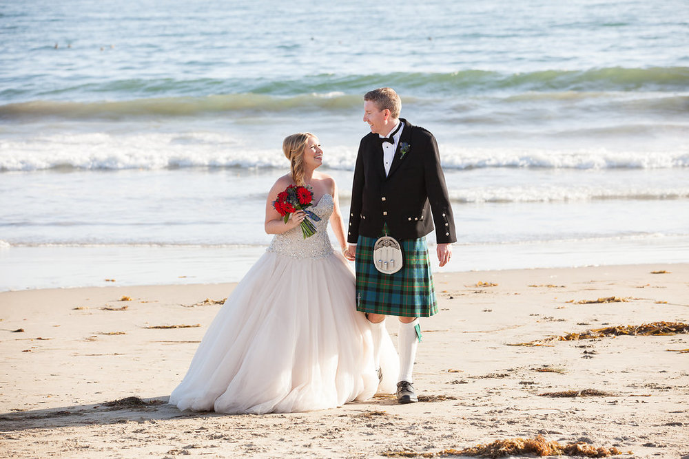 THERESA AND GARY'S WEDDING AT THE RINCON BEACH CLUB - MELISSA MUSGROVE PHOTOGRAPHY