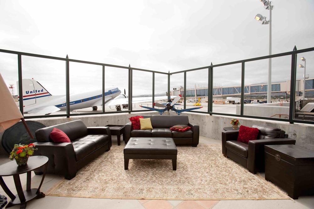 SANTA BARBARA AIRPORT GRAND OPENING -