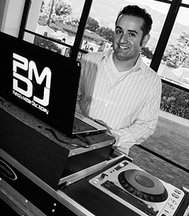 Patrick's Mobile Disc Jockey   I'm a native of Santa Barbara. I love all music. I usually dj twice a week. I have a large music library. If I don't have your special song I'll find it. My rates are very fair and have no hidden fees. I Dj my own events. Call me today and I'll answer all your questions!