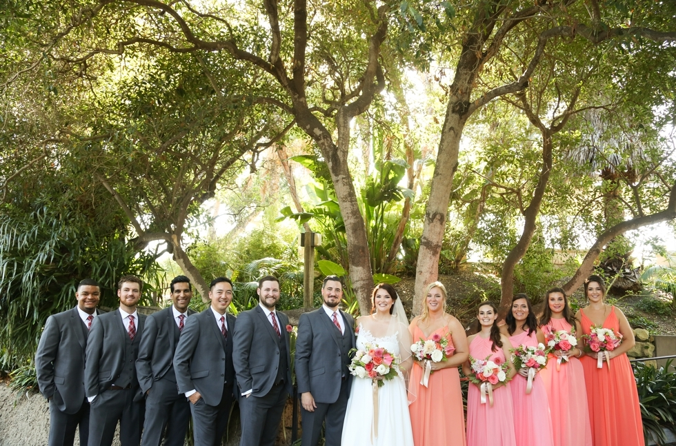 JESSIE AND BRANDON'S WEDDING AT THE SANTA BARBARA ZOO - DROZIAN PHOTOWORKS