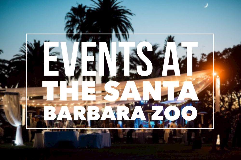 Santa Barbara Zoo - Event & wedding venue