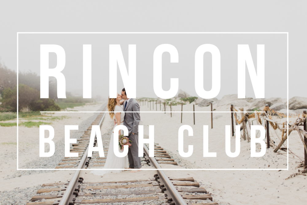 Rincon Beach Club wedding venue