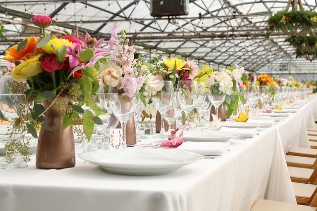 CARPINTERIA'S, CALIFORNIA GROWN FIELD TO VASE DINNER TOUR - LINDA BLUE PHOTOGRAPHY