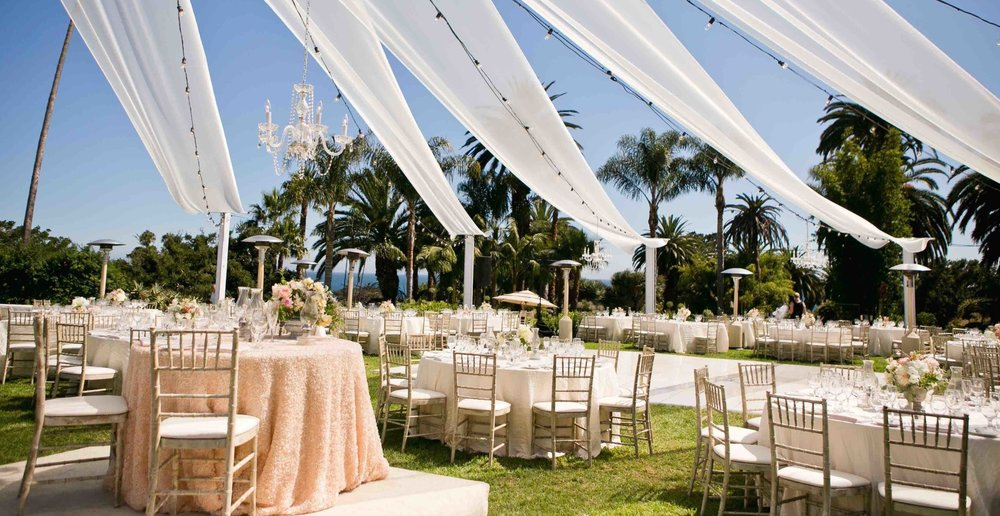 Santa Barbara Zoo Catering -