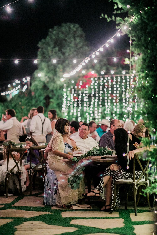Wedding venue- outdoor reception