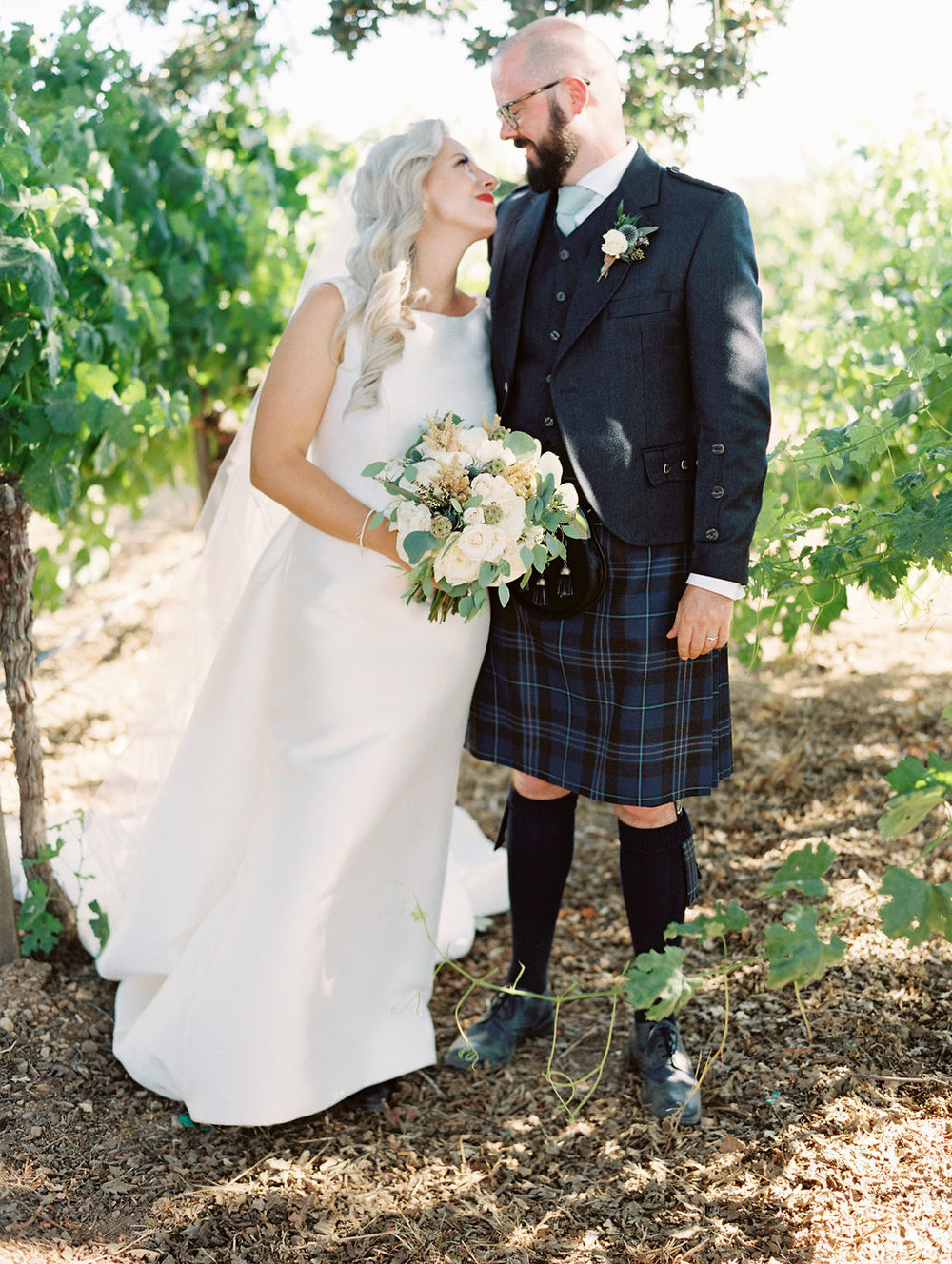 Madalyn & Michael - Lavender & Twine