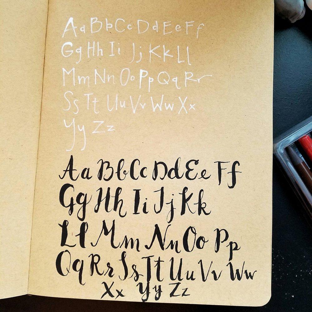Day 25: Alphabet
