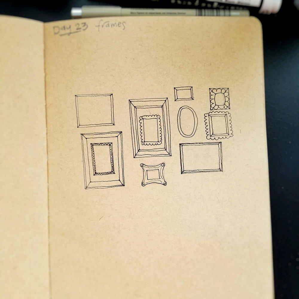 Day 23: Frames
