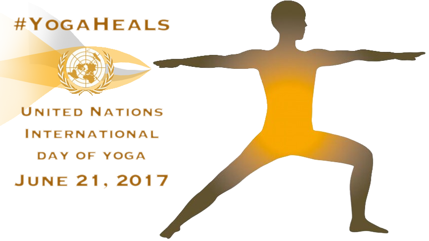 In 2014, a United Nations General Assembly declared June 21st as International Day of Yoga. The 2017 International Day of Yoga mission aims to raise worldwide awareness of the benefits of practicing #YogaforHealth.