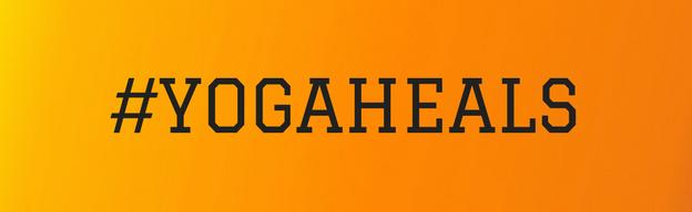 #YOGAHEALS