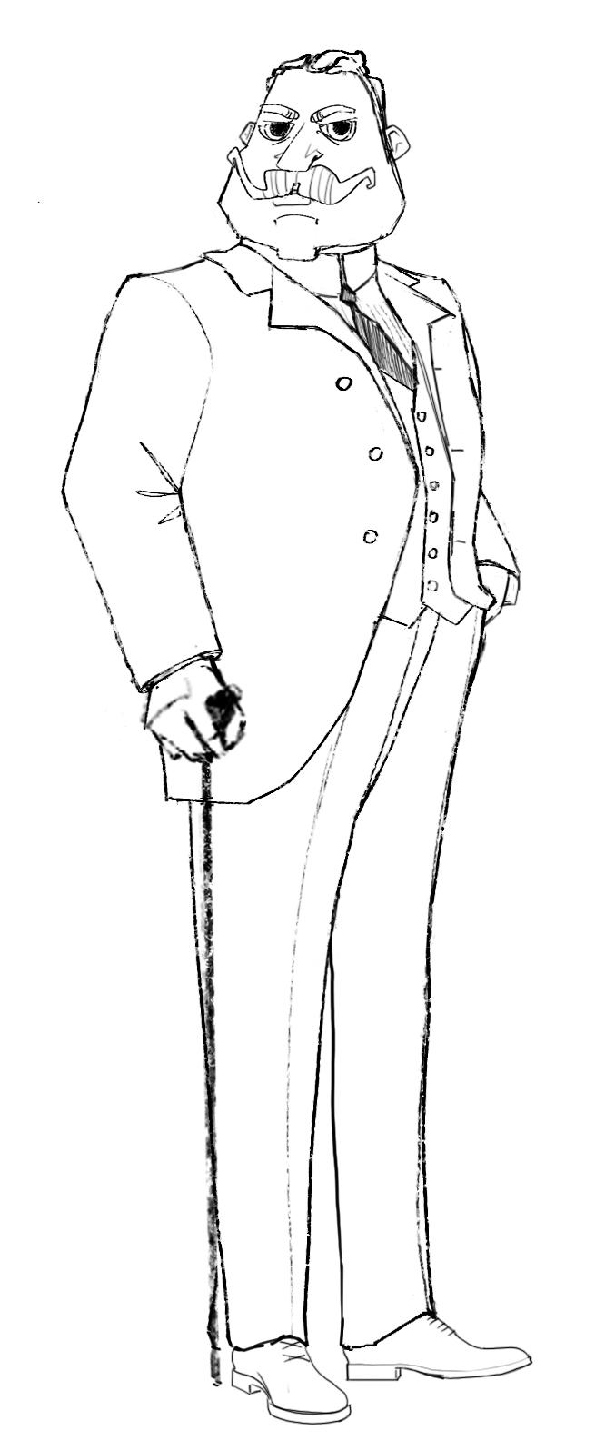 1900 lineart.jpg