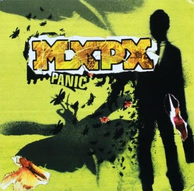 Panic Vinyl Cover