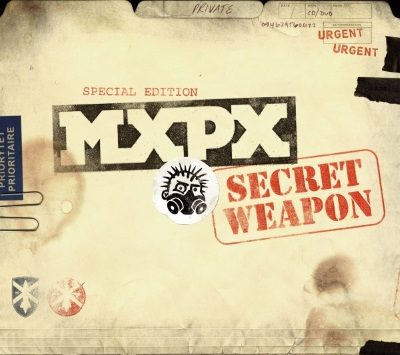 Secret Weapon: Special Edition Cover