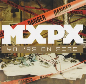 You're On Fire US Promo Single