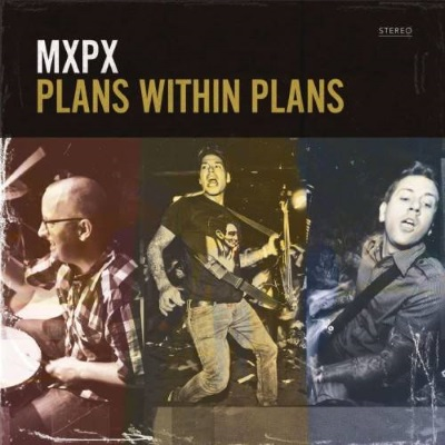 Plans Within Plans Vinyl Cover