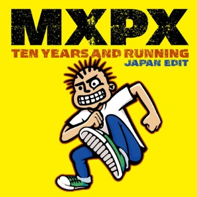 Ten Years And Running: Japan Edit Cover