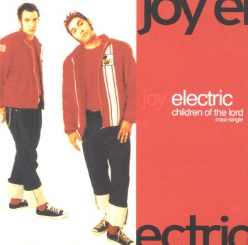 "Joy Electric - Children of the Lord [maxi-single] (1999) Cover song: ""I'm OK, You're OK"""