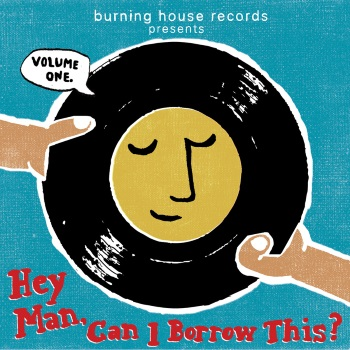 "Various Artists - Can I Barrow This? Vol. 1 [compilation] (2011) Cover song: The Young Dudes - ""Late Again"""